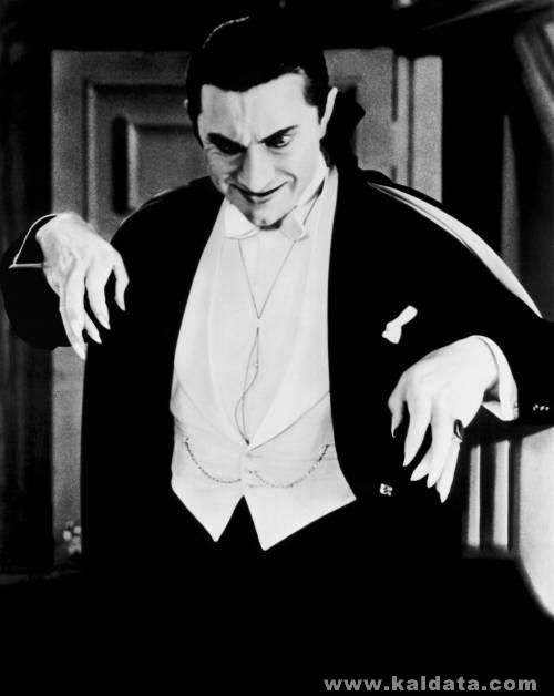 Bela Lugosi as Dracula [1931]