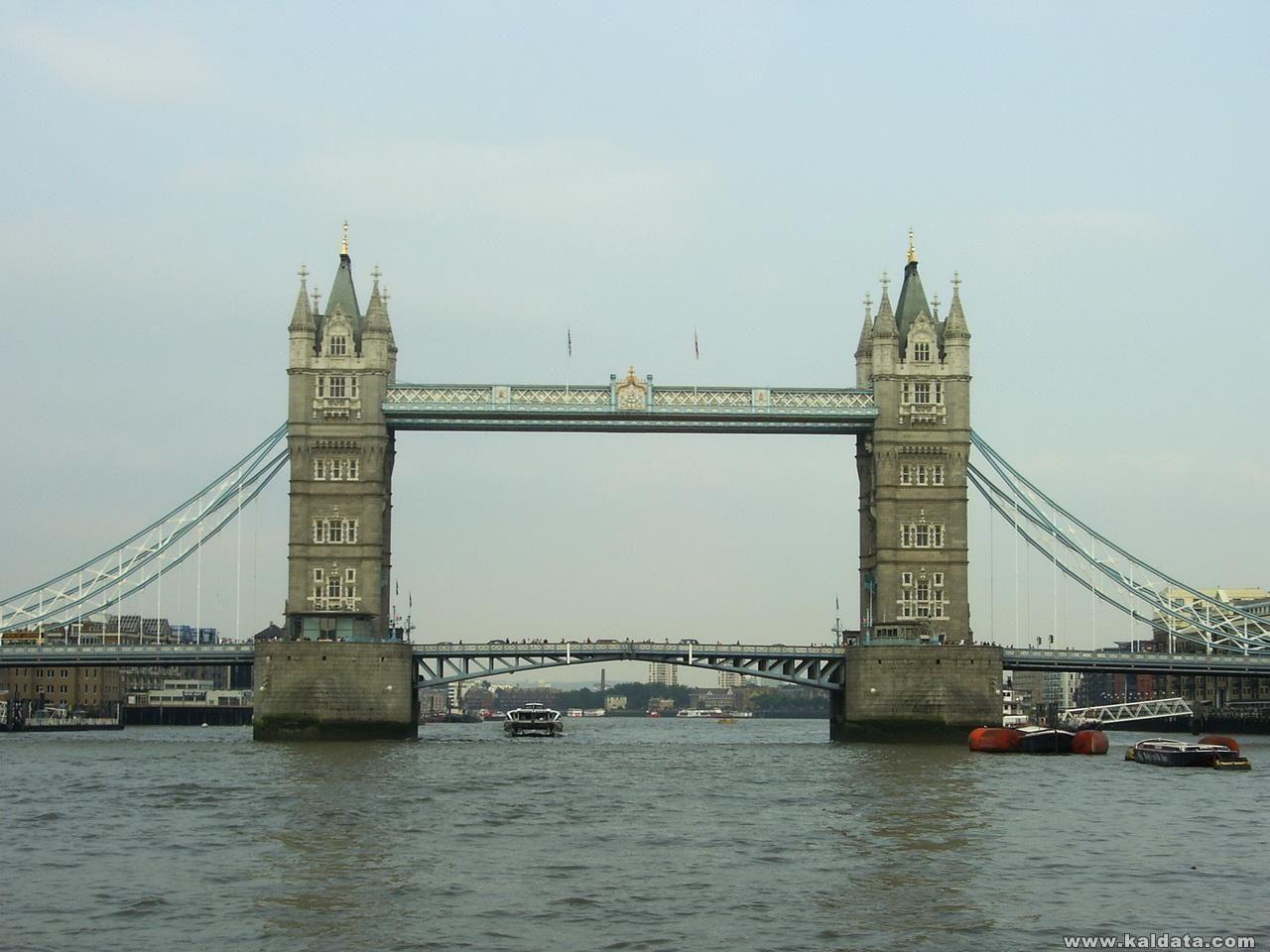 Известният 'Tower Bridge'
