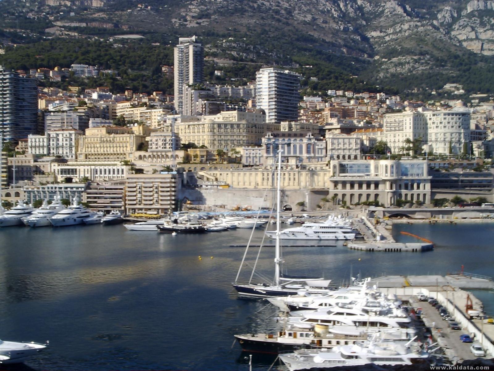 Монако ...