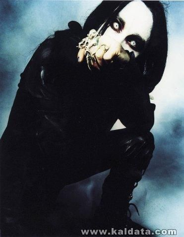 Danny Filth [CRADLE OF FILTH]