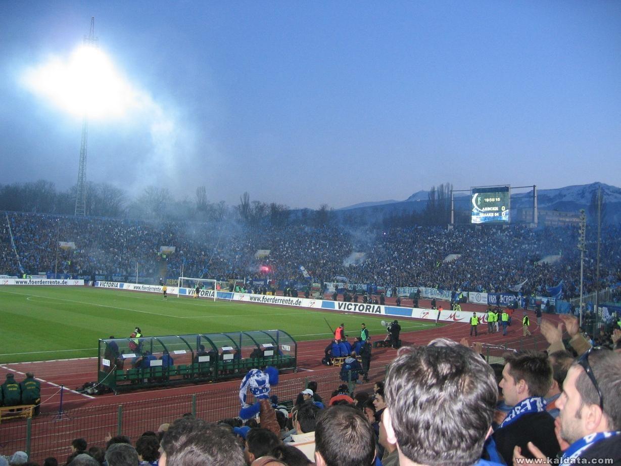 Левски - Шалке '04