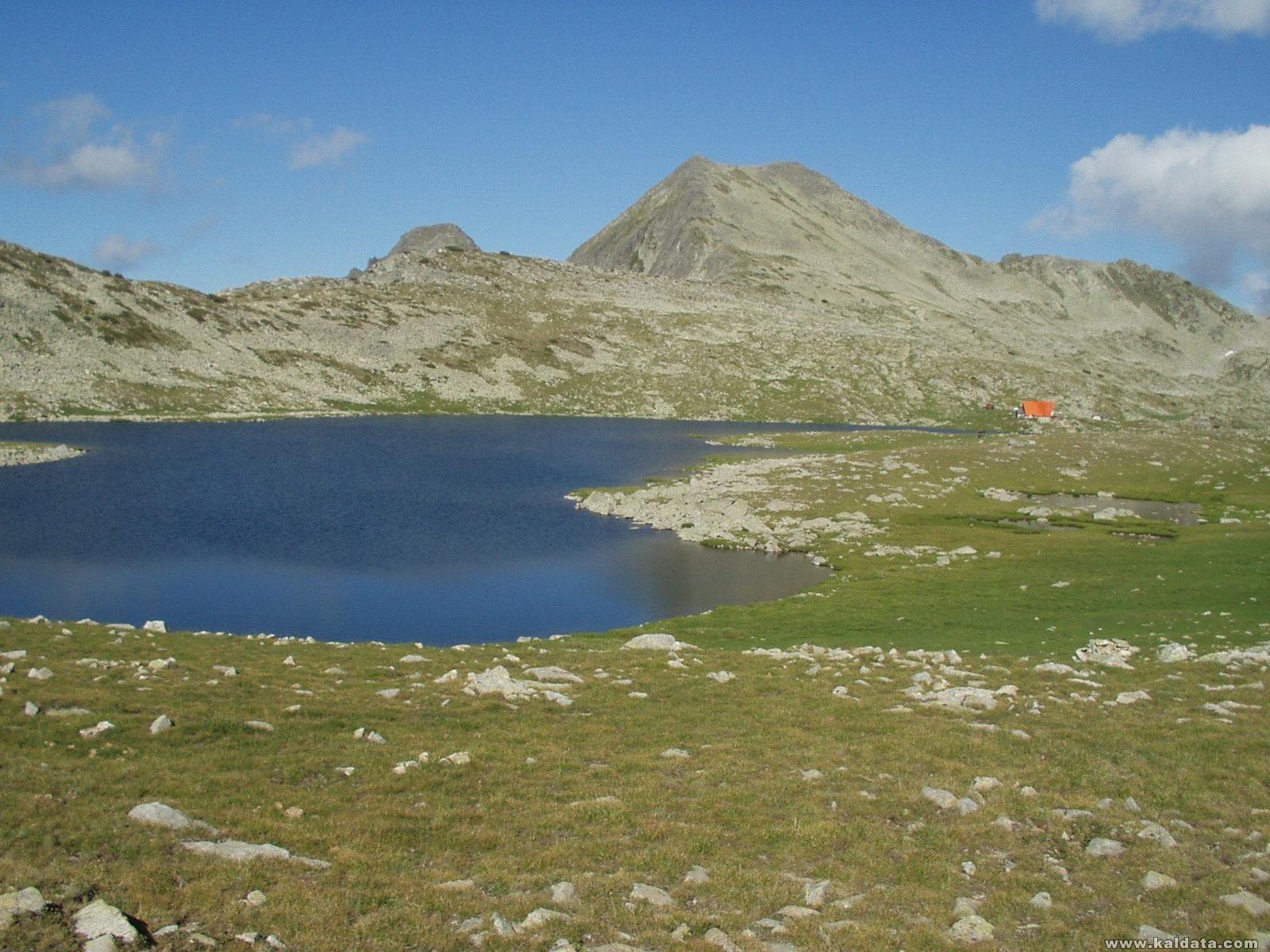 Пирин - Тевно езеро