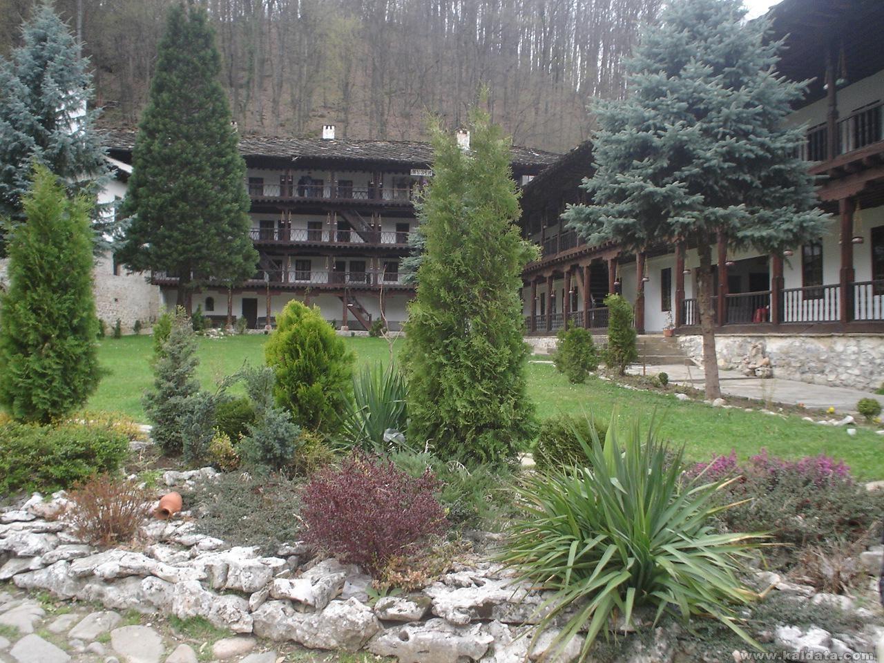 Трояннския манастир
