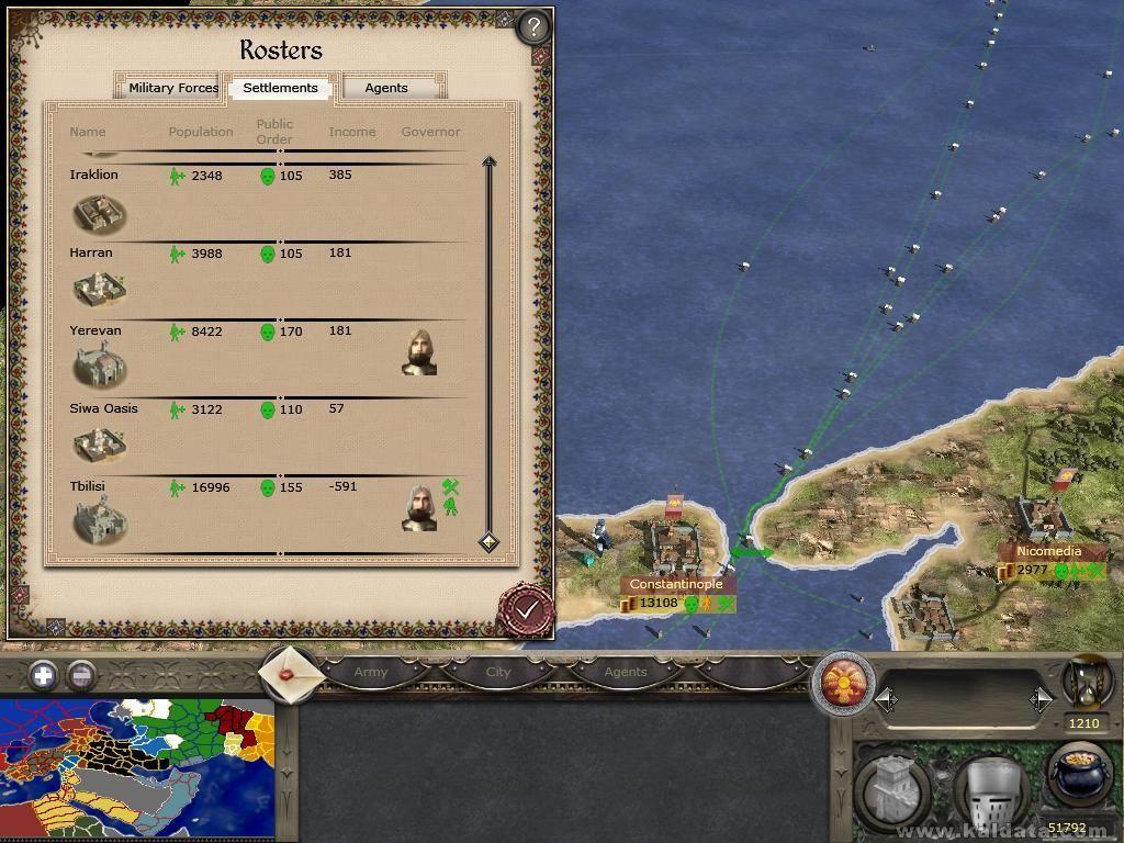 Medieval 2: Total War Kingdoms - Broken Crescent 1.0