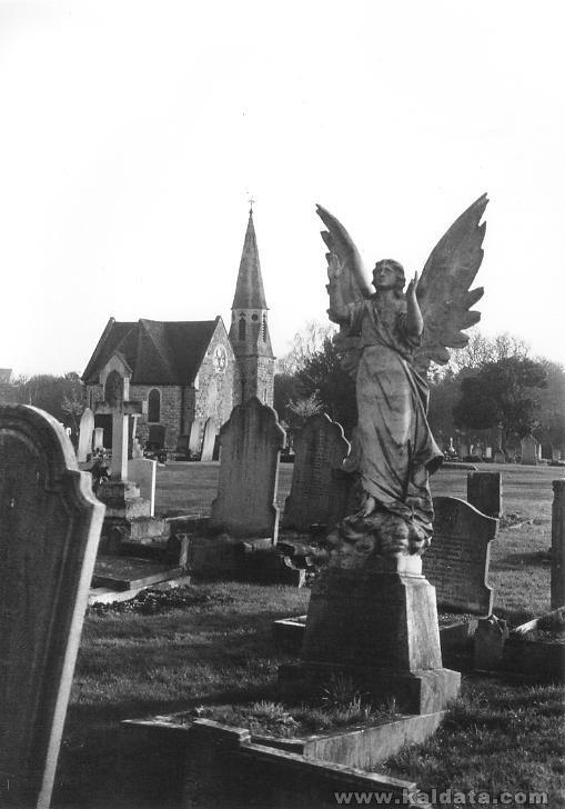 Gothic Graveyard!!!