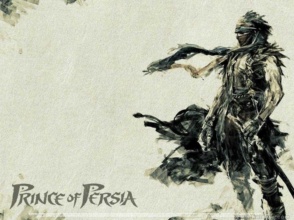 Prince of Persia 4 Wallpaper