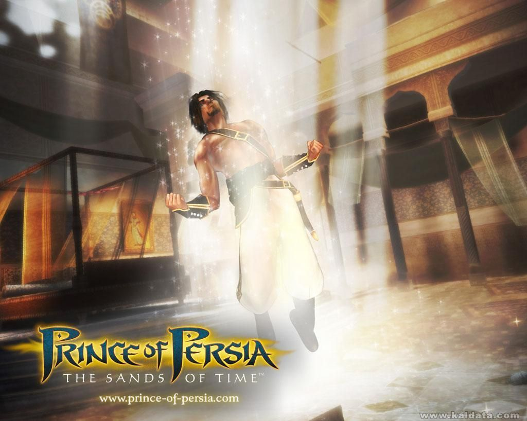The Prince of Prince of Persia The Sands of Time