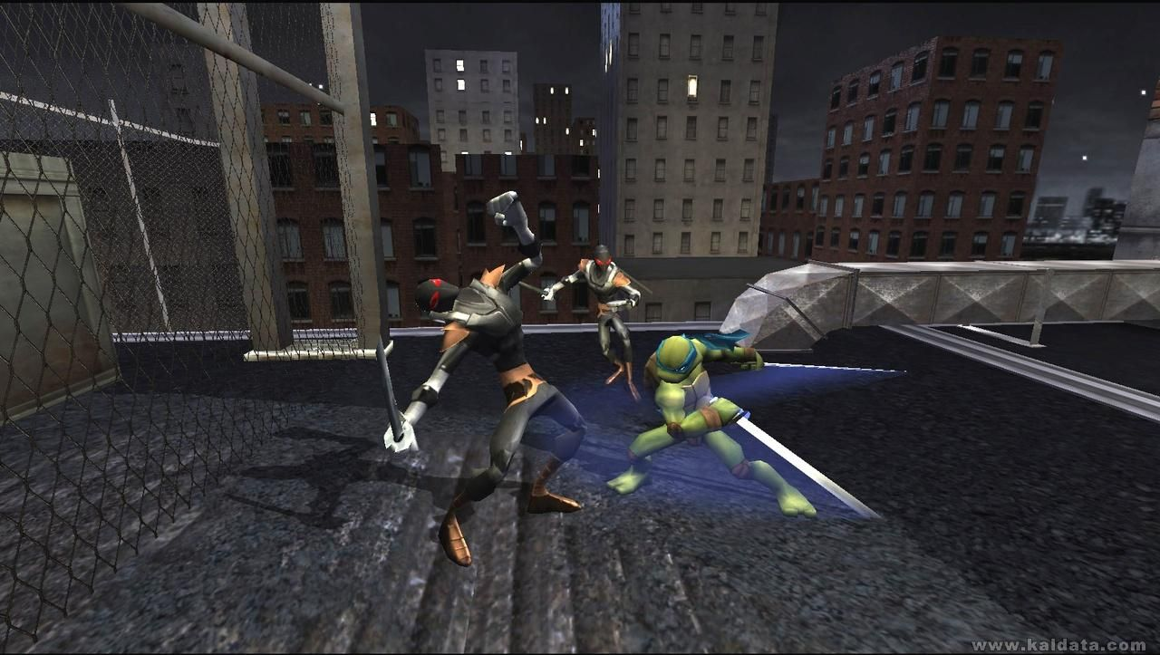 TMNT: The Official Movie Game