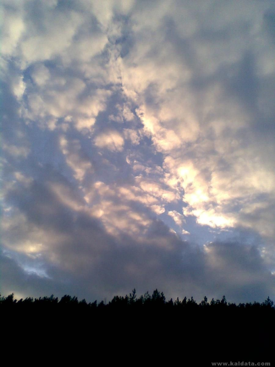 Небето над ...