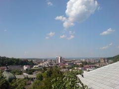 Изглед град Ловеч