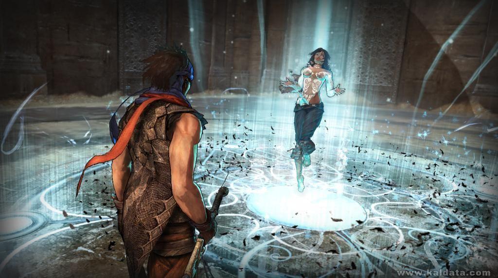 Prince of Persia 4 - Healing Ground