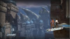 Prince of Persia 4 - Corrupted Land