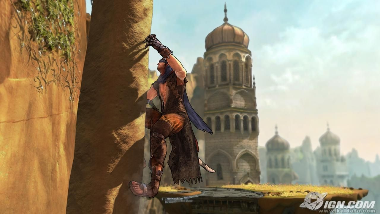 Prince of Persia 4 - Gripfall 2
