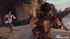 Prince of Persia 4 - The Prince and Elika