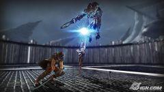 Prince of Persia 4 - The Prince and Elika vs. The Hunter