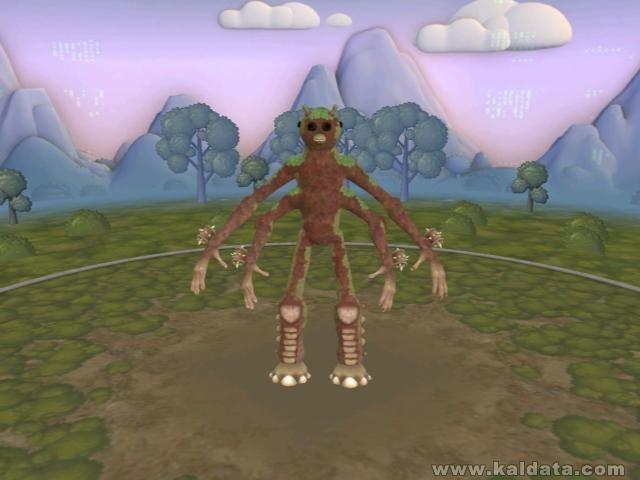 Spore - Forest Spirit