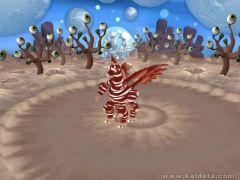 Spore - Quadpod