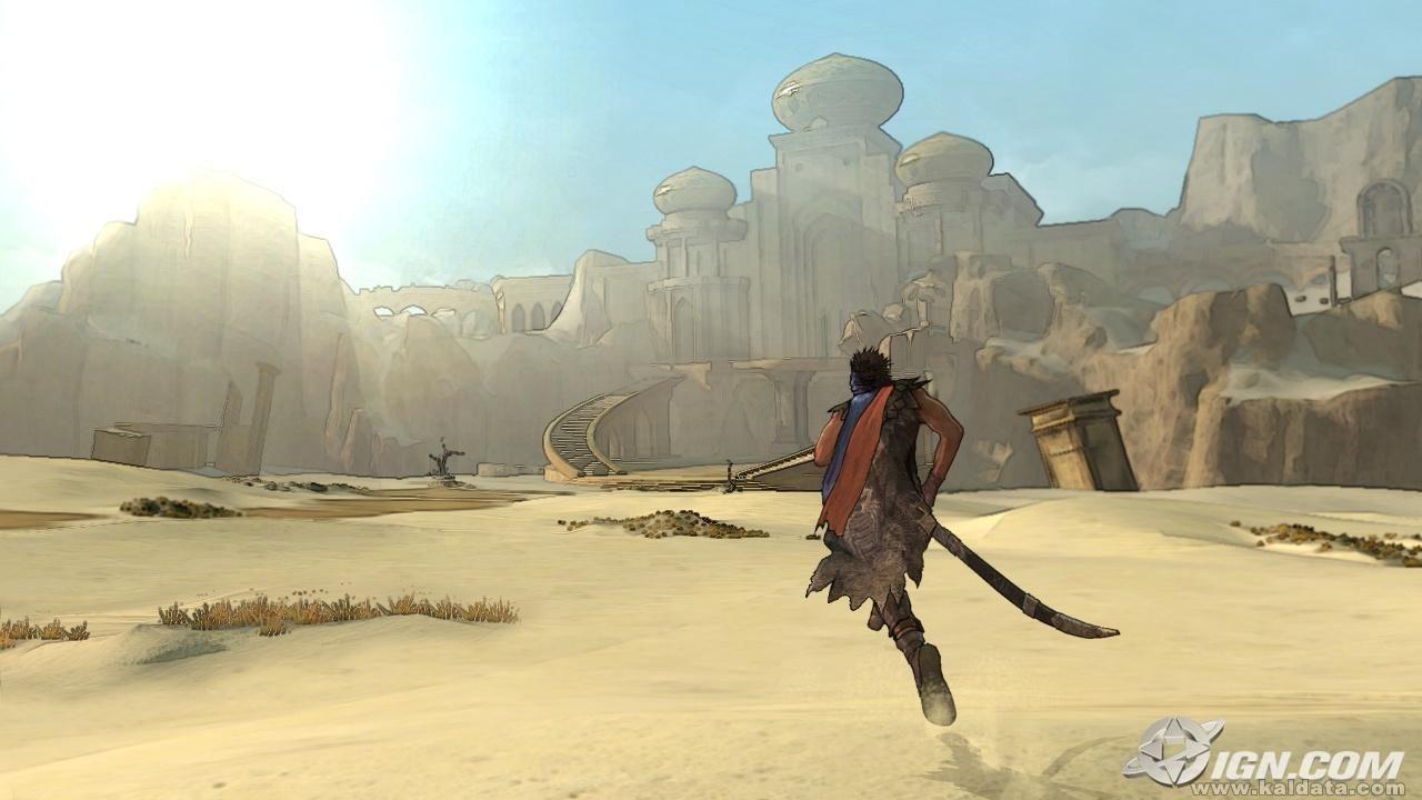 Prince of Persia 4: Screen Shot 5