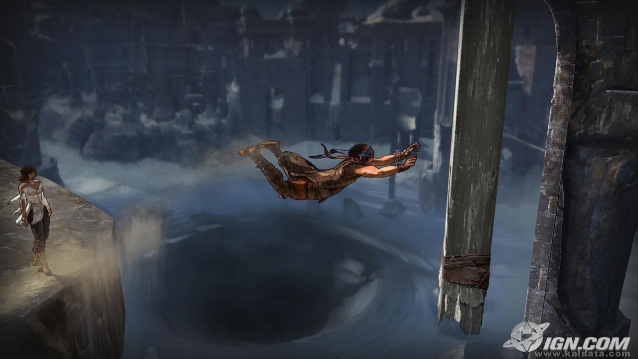 Prince of Persia 4: Screen Shot 6