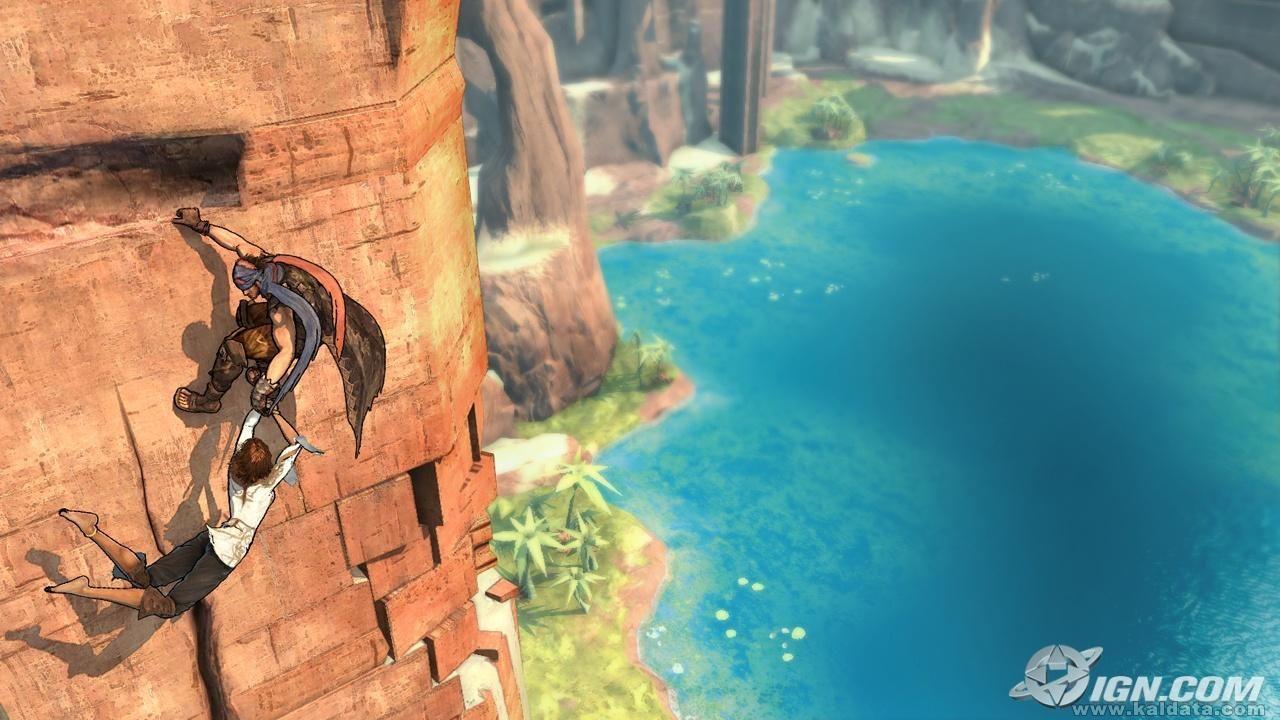 Prince of Persia 4: Screen Shot 10