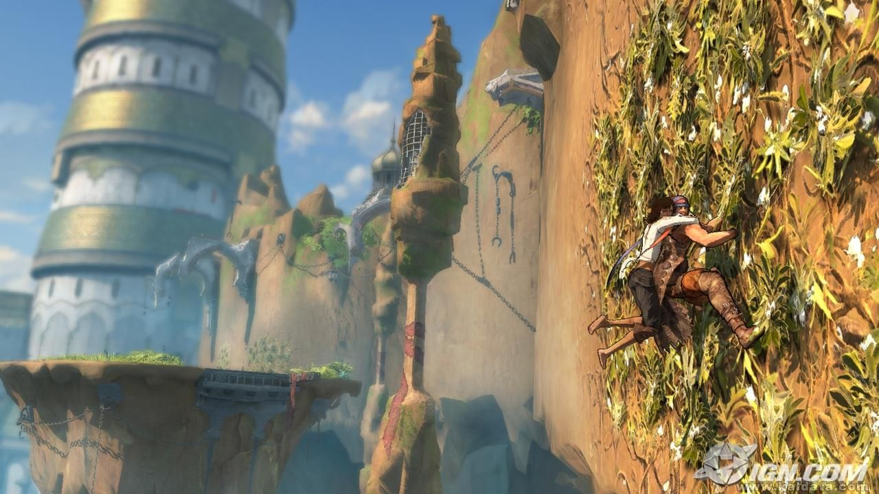 Prince of Persia 4: Screen Shot 12