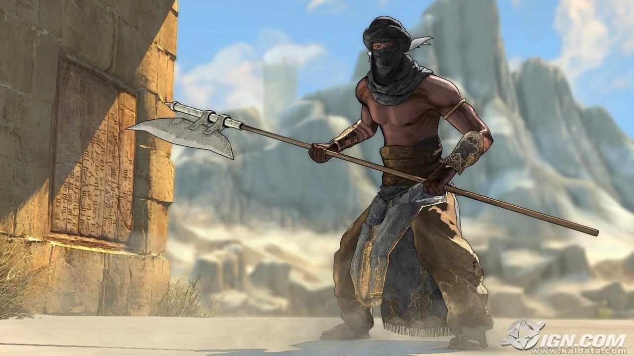 Prince of Persia 4: Screen Shot 14