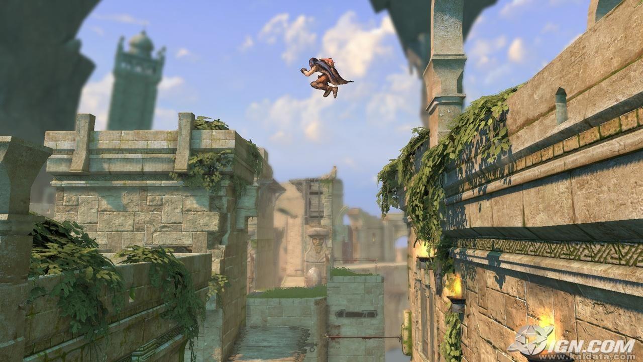 Prince of Persia 4: Screen Shot 15