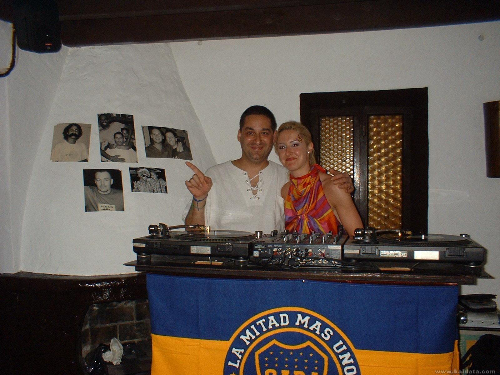 Ibiza DJ Papion