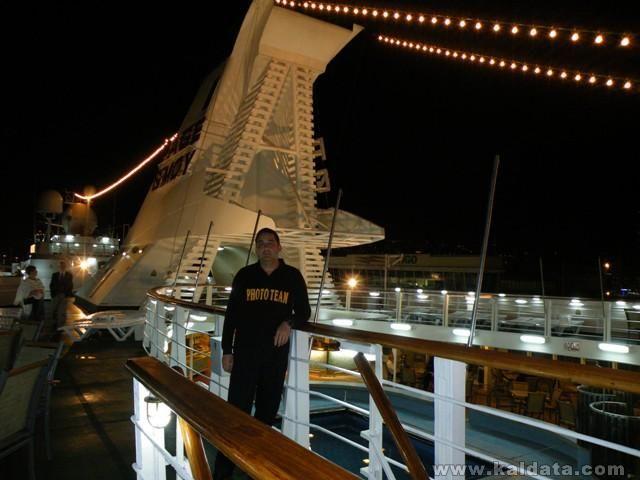 Живот по корабите и света