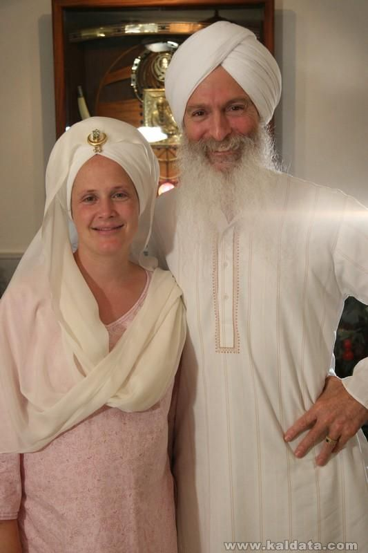 an expectant mother _2_Snatam Kaur Khalsa and Guru Ganesha