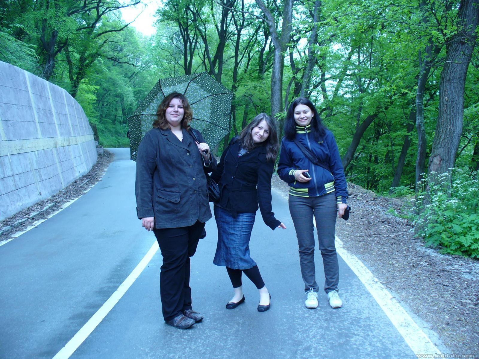 на разходка до манастира