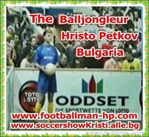 010.Hristo Petkov   Germany   2004 Years
