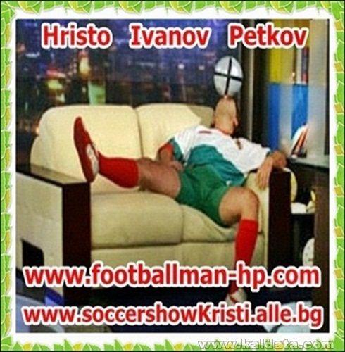 033.Guest  Show   Slavis   Hristo   Petkov