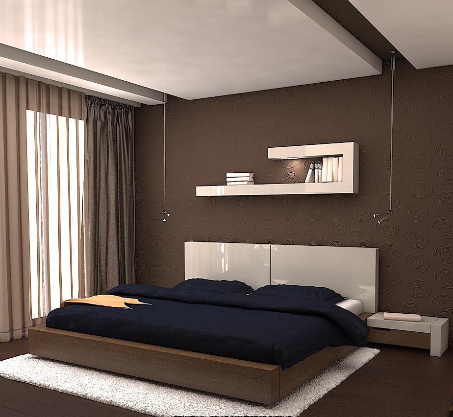 "Истерия Дизайн – проект ""Редута"" – Спалня"