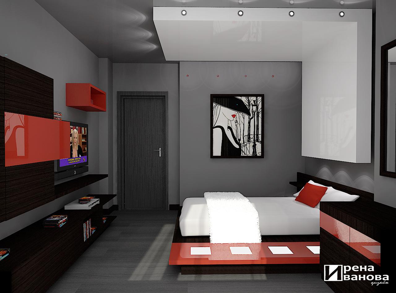 истерия дизайн овча купел спалня 2