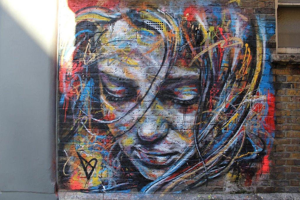 girl grafiti