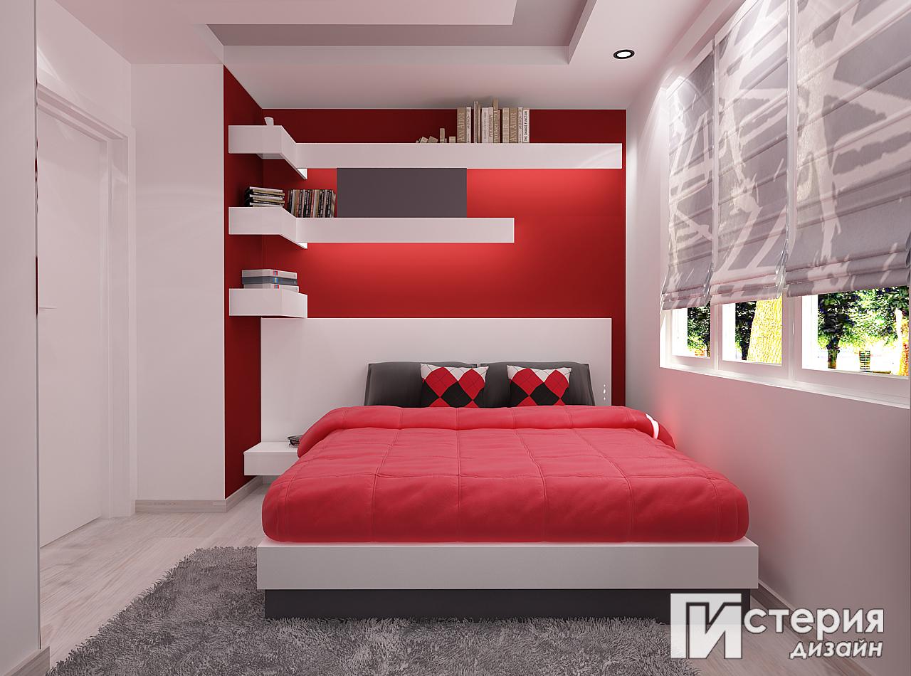 истерия дизайн овча купел2 спалня 5
