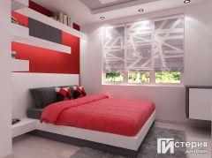 истерия дизайн овча купел2 спалня 1