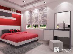 истерия дизайн овча купел2 спалня 4