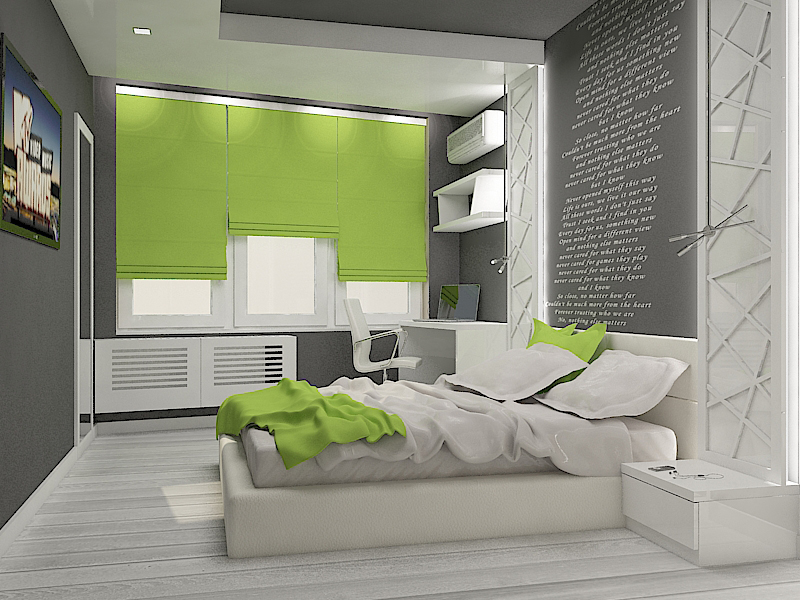 истерия дизайн България спалня 2