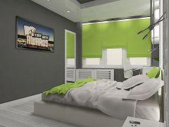 истерия дизайн България спалня 1