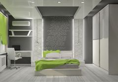 истерия дизайн България спалня 4