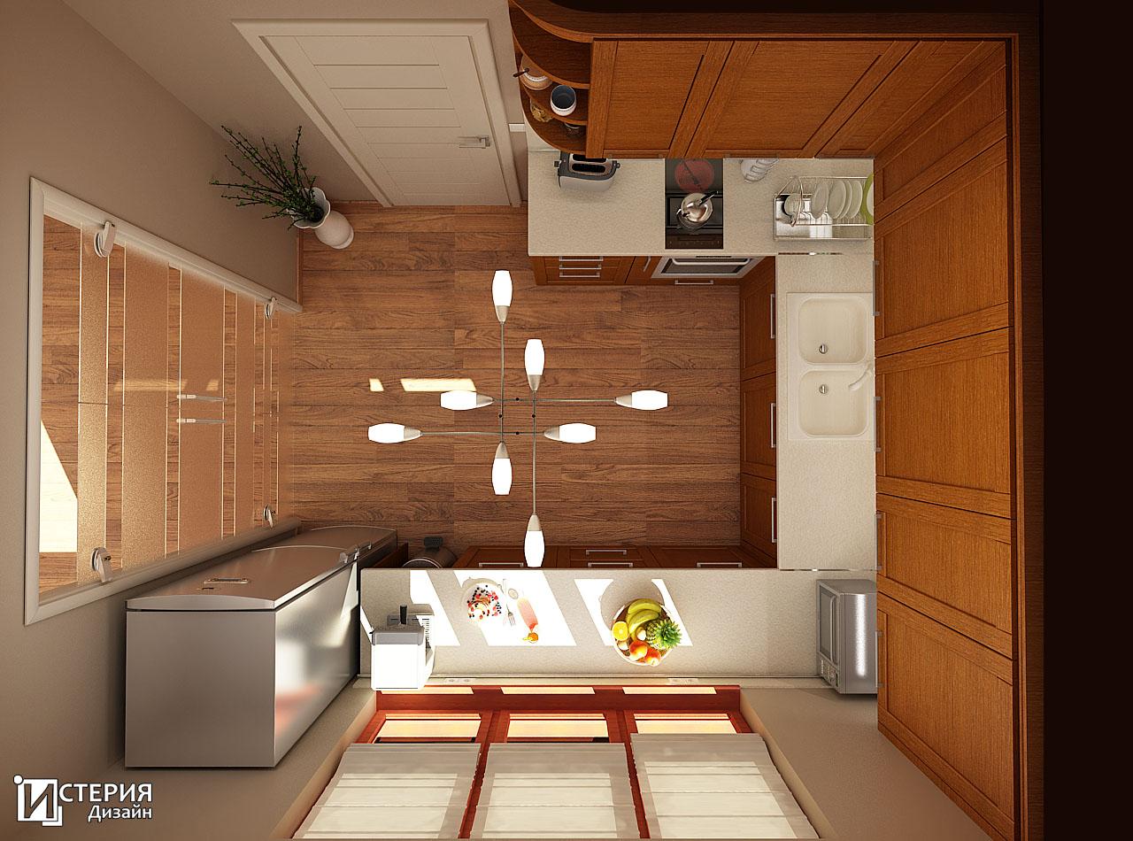 истерия дизайн панчарево кухня 6