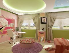 истерия дизайн дианабад детска стая 5