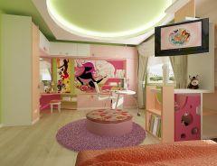 истерия дизайн дианабад детска стая 2