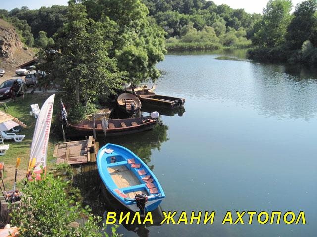 Река Велека е една от най-красивите и богати на риба реки в България.