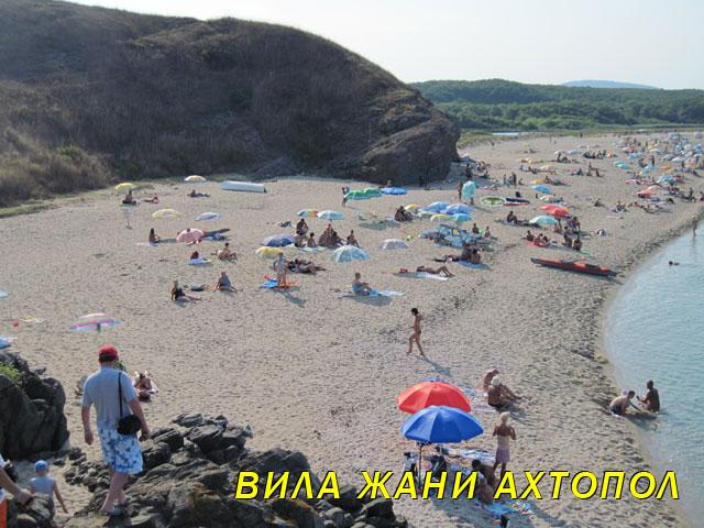 Плаж Устието на Велека.