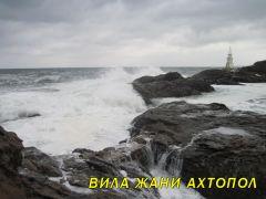 Величествените, необятни води на Черно море
