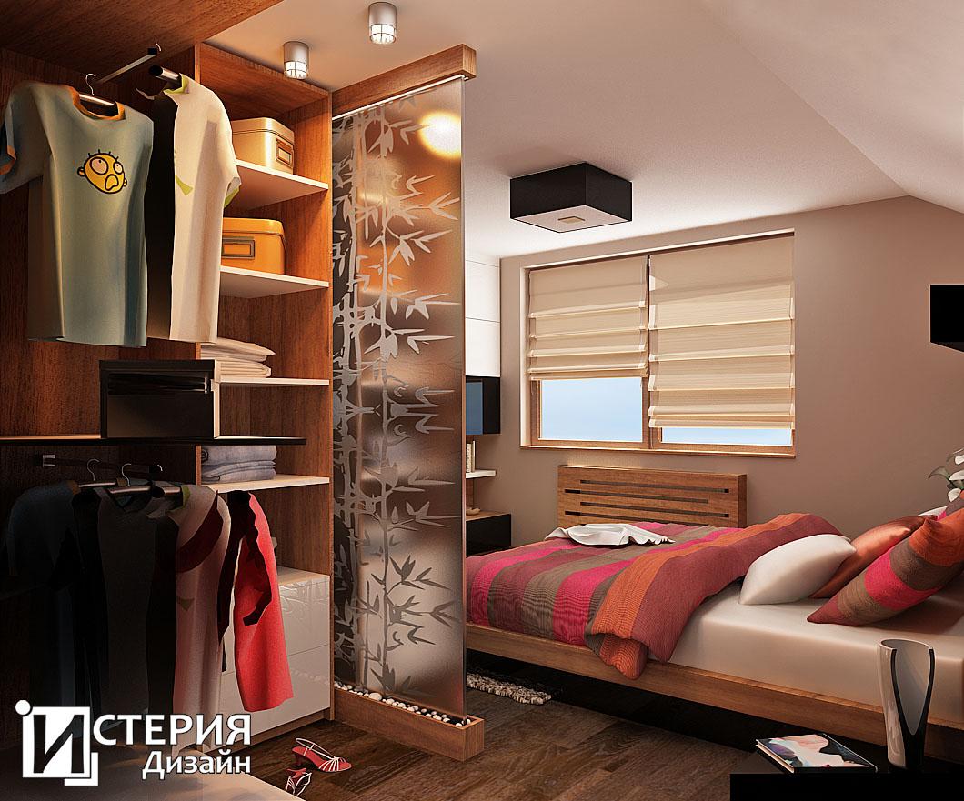 истерия дизайн виера Спалня1  3