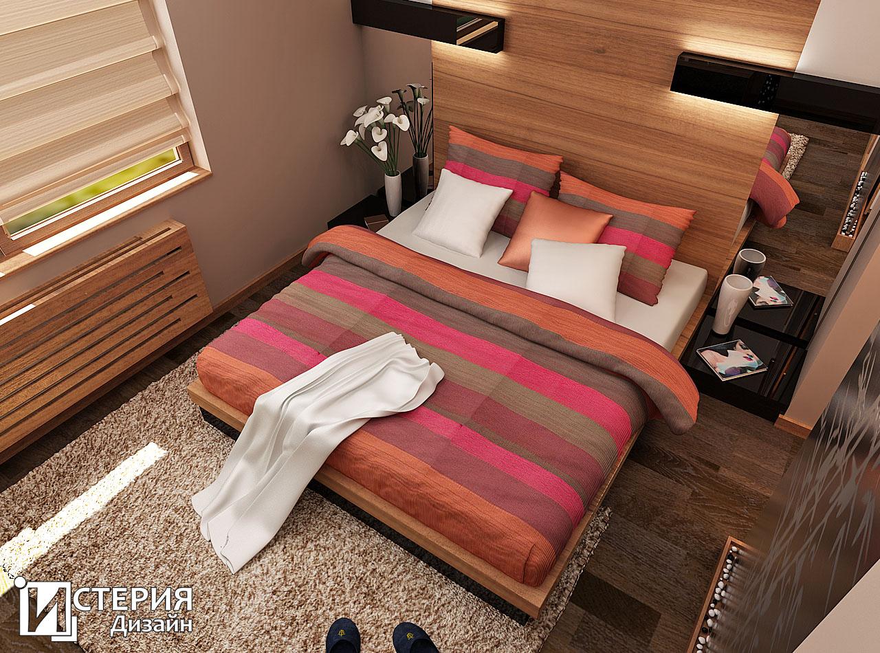 истерия дизайн виера Спалня1  2